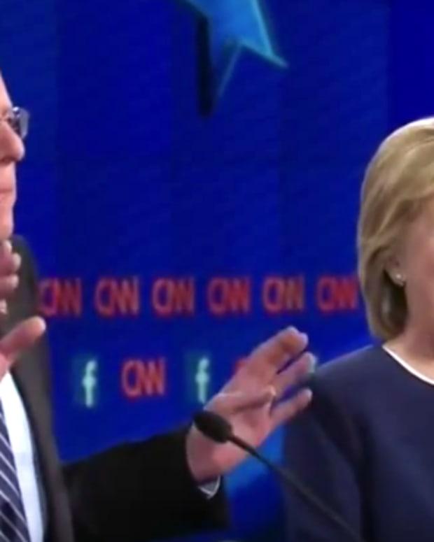 Sen. Bernie Sanders Hillary Clinton