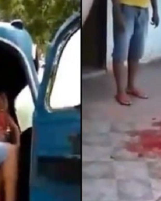 Rapist Caught In the Act Of Molesting Girls (Video) Promo Image