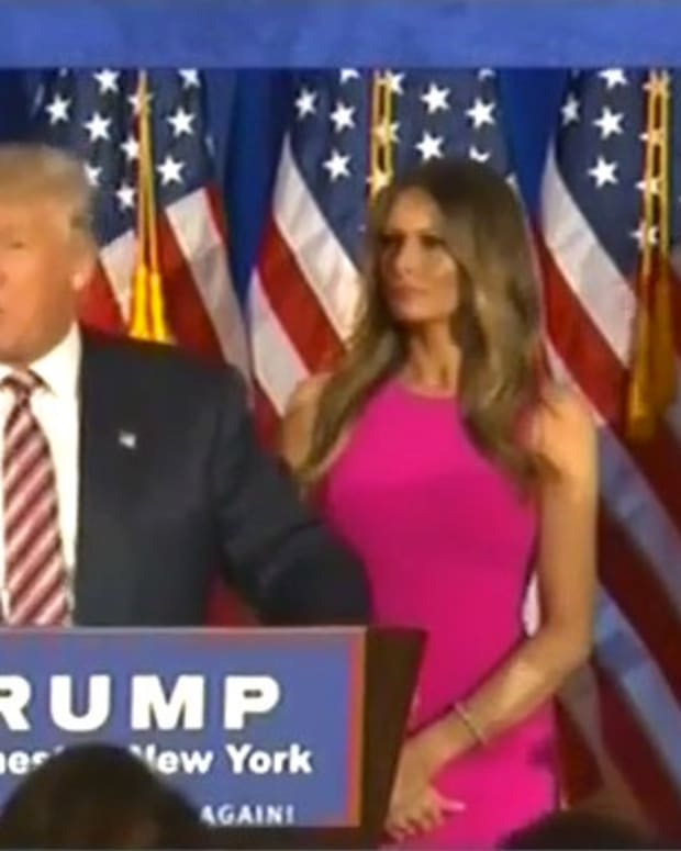 Trump Voter Uses Expletive On C-SPAN (Video) Promo Image