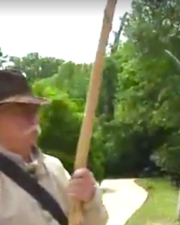 Texas County Honors Confederate Soldiers (Video) Promo Image