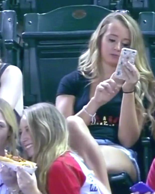 College Girls Selfies