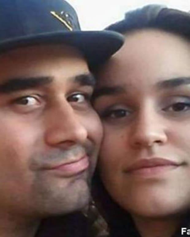 Derek Medina And Jennifer Alonso.