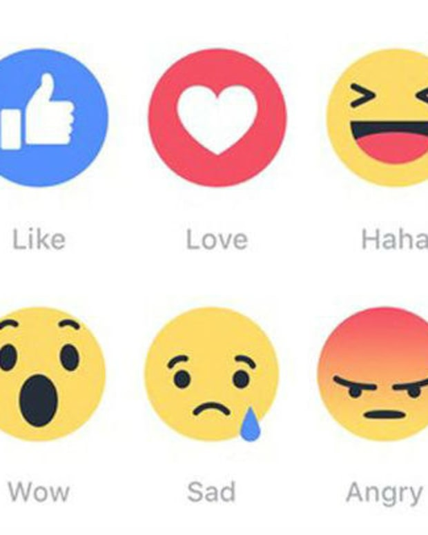 Police Warn Users About Facebook's 'Reactions' Feature Promo Image