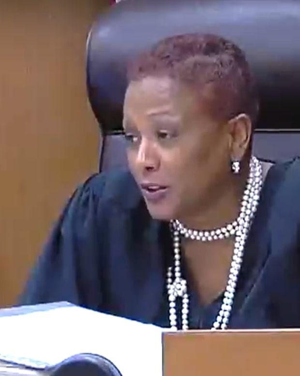 Judge Vonda Evans