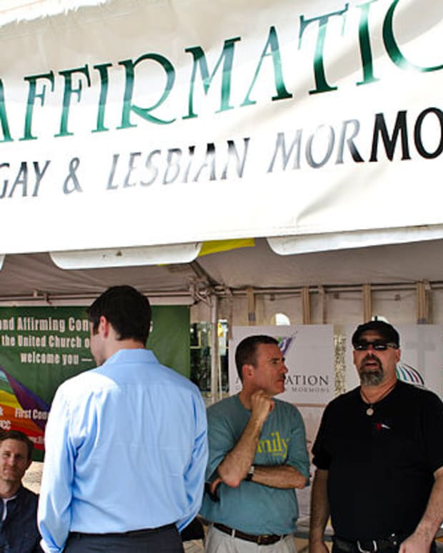 Mormon Gay Parents