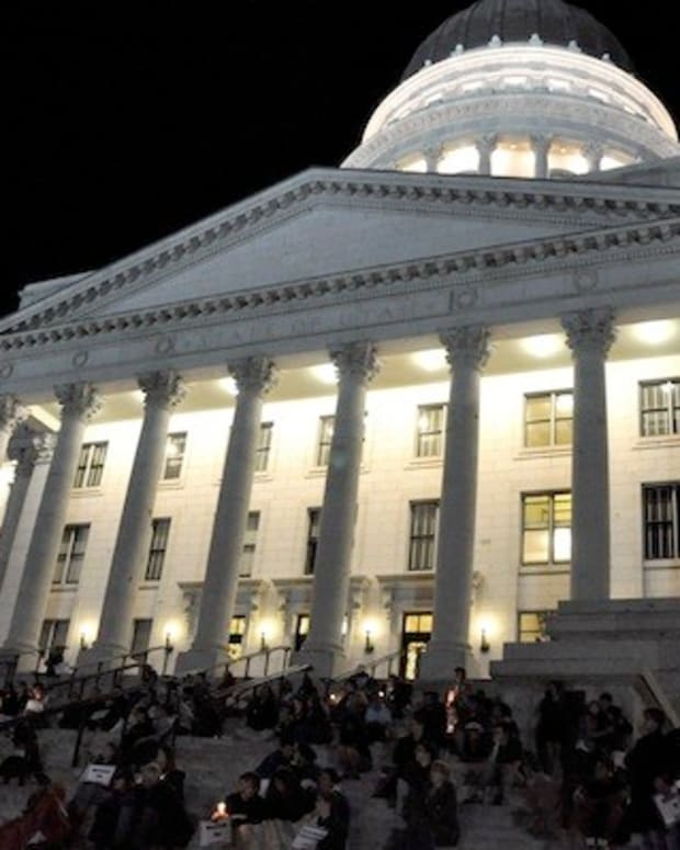 Utah Rejects Bill To Abolish Death Penalty Promo Image