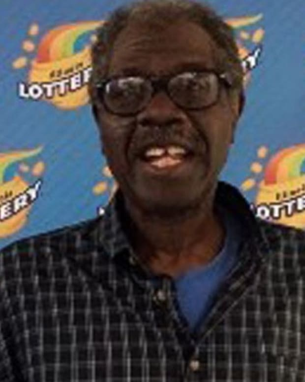 Man Wins Lottery Twice Using One Easy Trick Promo Image