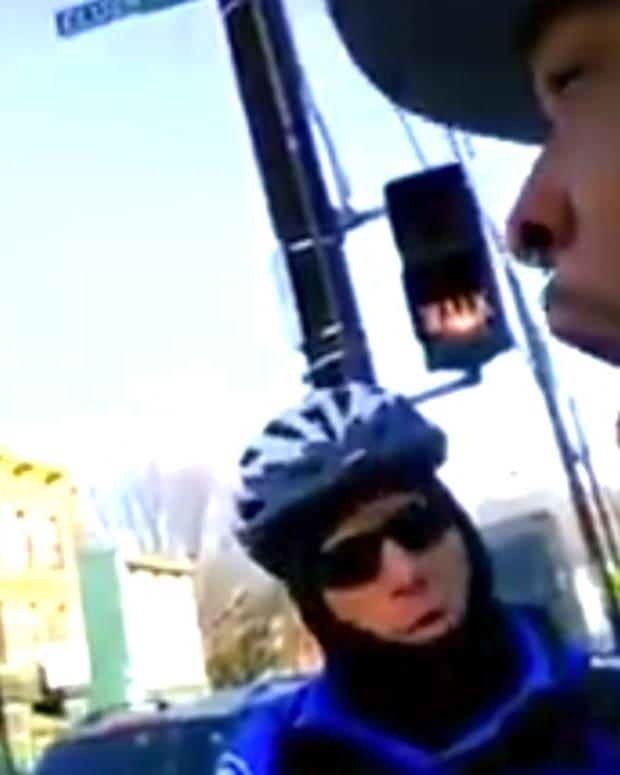 Black Man's Jaywalking Arrest: Racial Profiling? (Video) Promo Image