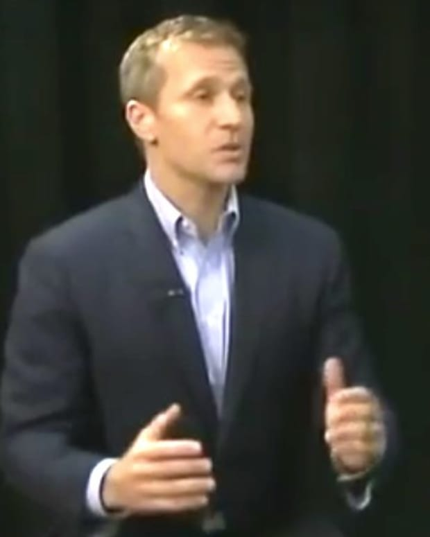 GOP Candidate Sells 'ISIS Hunting Permits' (Video) Promo Image