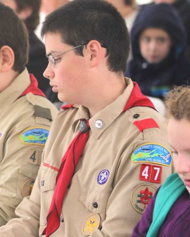 Boy Scouts Will Allow Transgender Boys Promo Image