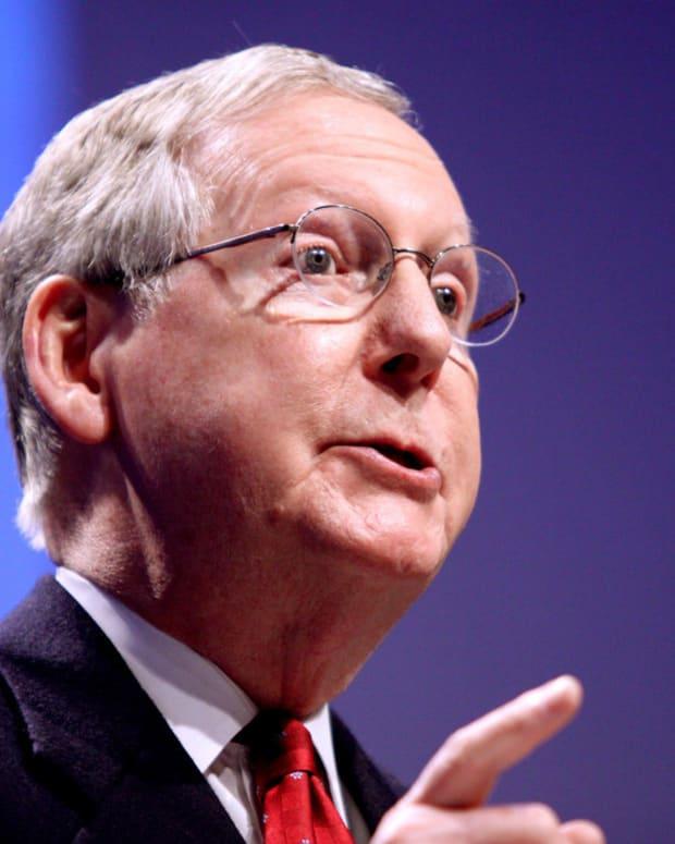 McConnell Delays Vote On GOP Health Care Bill Promo Image