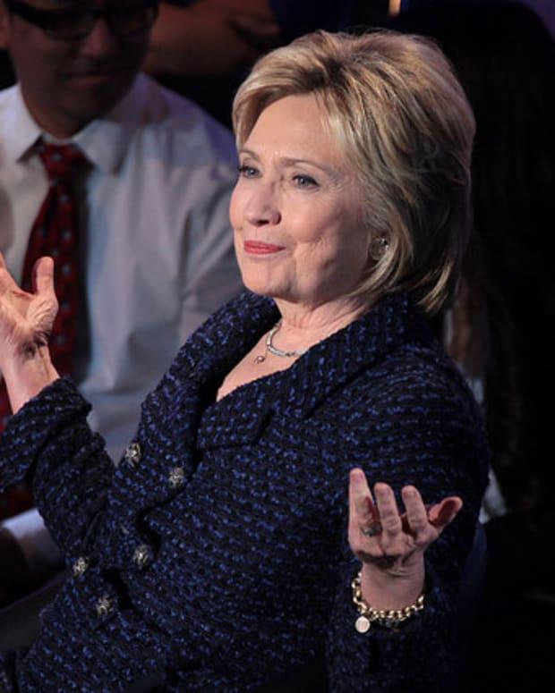Historically Republican Paper Backs Clinton Over Trump Promo Image