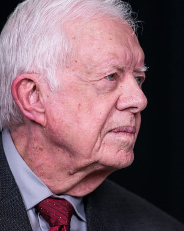 Jimmy Carter: 'Resurgence Of Racism' Sweeping America Promo Image