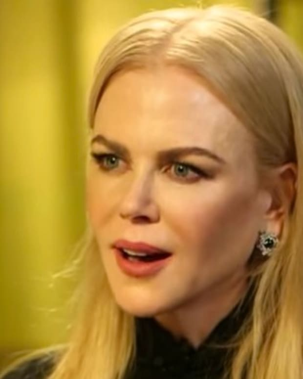 Nicole Kidman: Americans Should Support Trump (Video) Promo Image