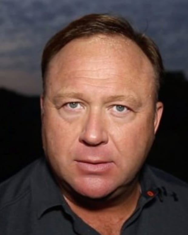 Alex Jones: 'I'm Ready To Die For Trump' (Video) Promo Image