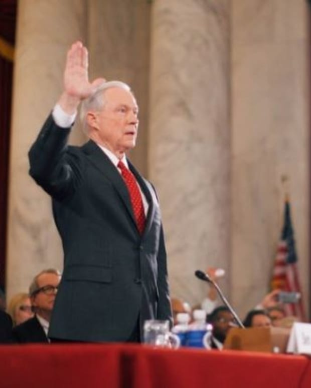 Sessions Spoke To Russian Ambassador During Campaign Promo Image