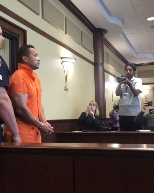 Wife Tells 'Monster' Murderer Husband To 'Burn In Hell' (Photos) Promo Image