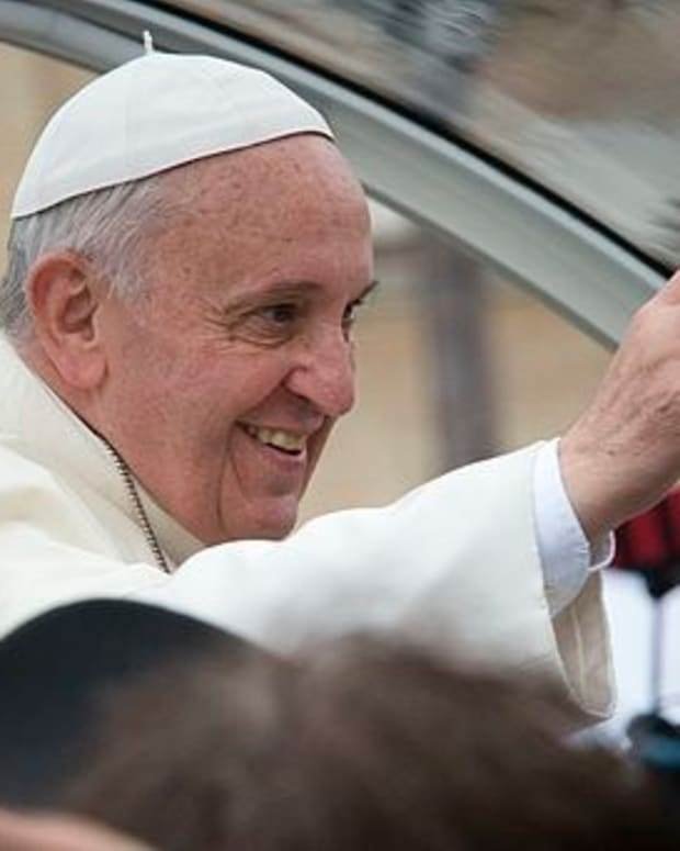 Pope Francis Makes Major Announcement Promo Image