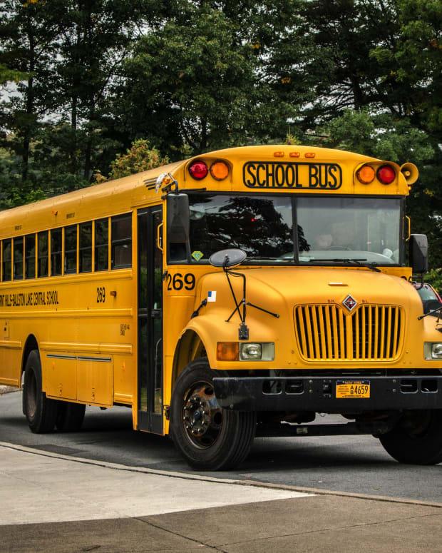 Bus Aide Slaps 6-Year-Old Girl Promo Image