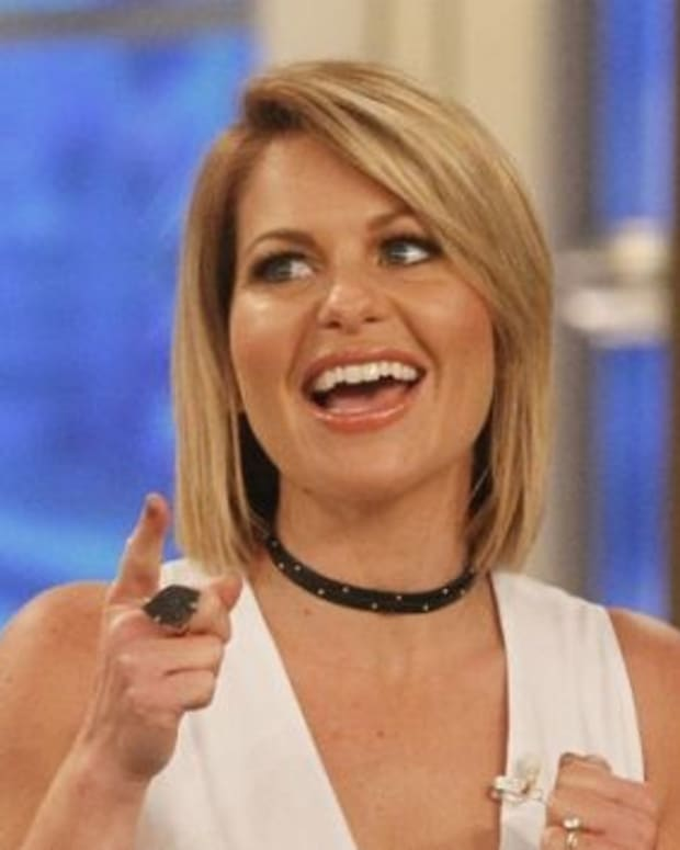 Candace Cameron Bure Is Leaving 'The View' Promo Image