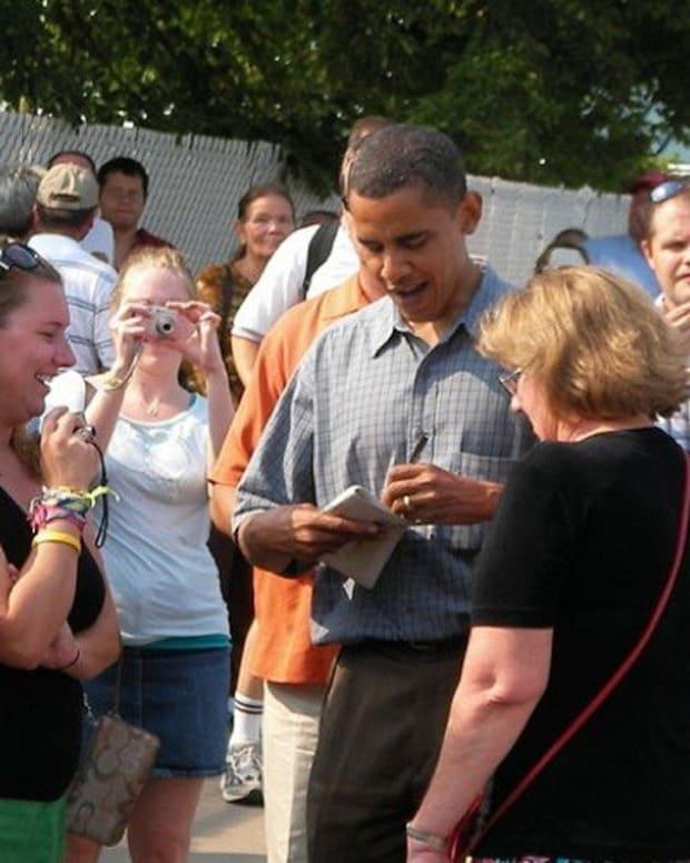 President Obama Explains Why He Won Two Elections Promo Image