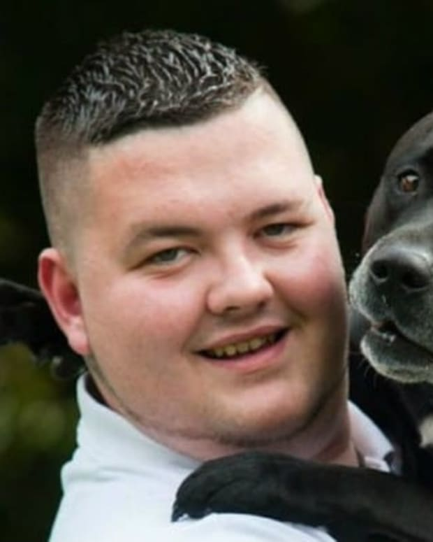 Dog Saves Man From Committing Suicide Promo Image