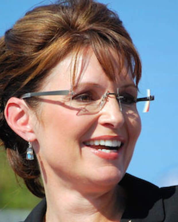 Trump May Appoint Sarah Palin To Run The VA Promo Image