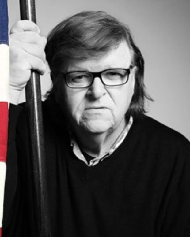 Michael Moore: Trump Is Smarter Than Anyone Thinks Promo Image