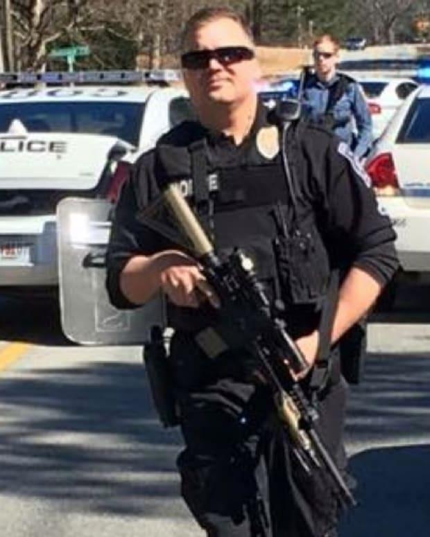 Georgia Police: One Nation Under God Promo Image
