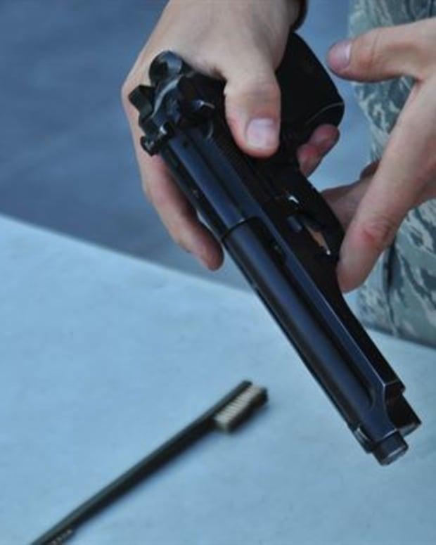 Homeowner Holds Multiple Would-Be Burglars At Gunpoint (Photos) Promo Image