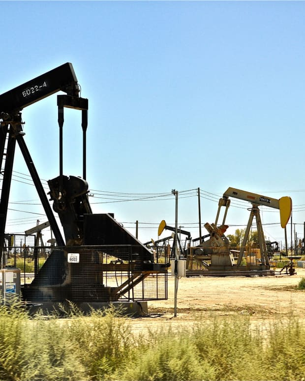 Oil Markets Oversupplied, Leading To Slow Growth Promo Image