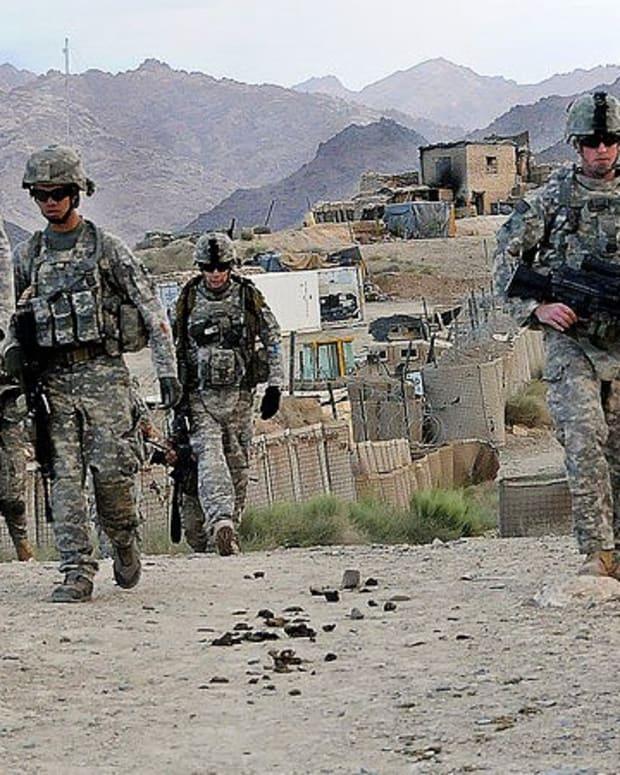 American Soldier Killed Fighting ISIS In Afghanistan Promo Image