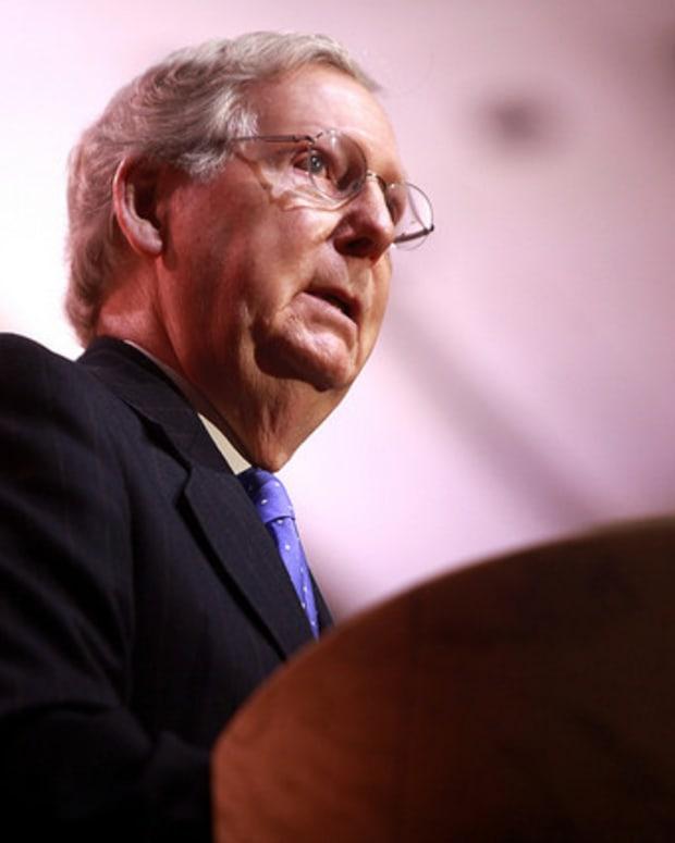 Poll: McConnell Is America's Least Popular Senator Promo Image