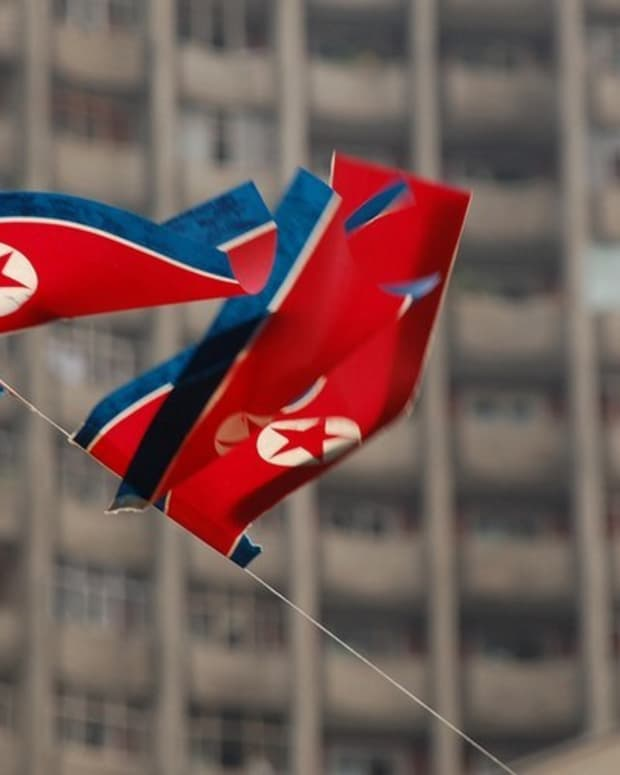 North Korea Detains Another U.S. Citizen Promo Image