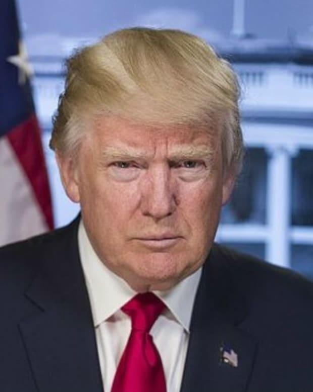 Trump Blames Obama For White House Leaks Promo Image