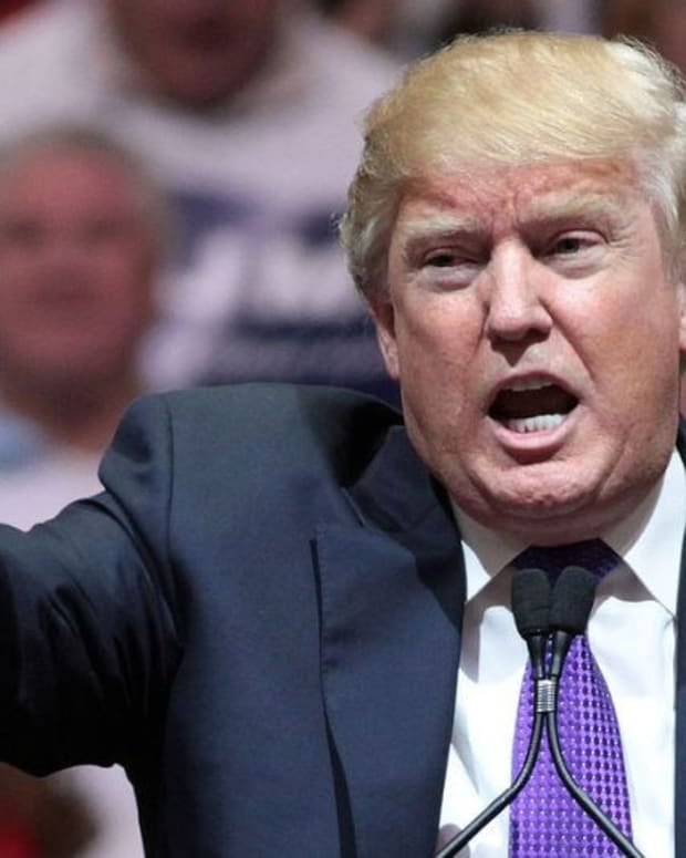 Donald Trump Has Conflicting Responses To Protests (Photos) Promo Image