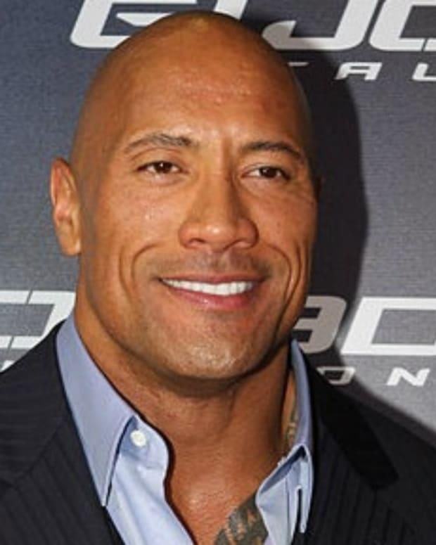 Dwayne 'The Rock' Johnson May Run For President Promo Image