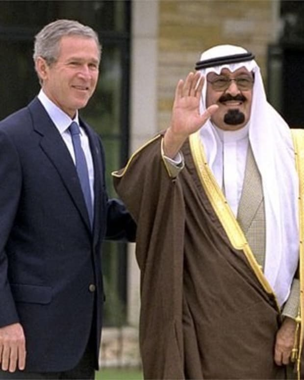 Report Detailing Alleged Saudi 9/11 Ties To Be Released Promo Image