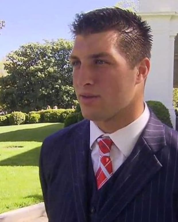 Tim Tebow To Speak At Republican Convention Promo Image