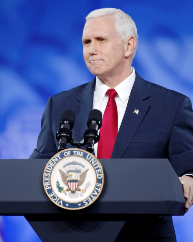 Mike Pence Was Warned About Flynn In November Promo Image