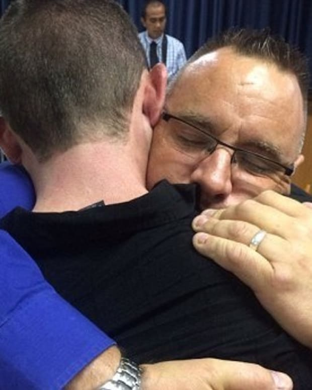 Father Forgives Drunk Driver Who Killed His Son (Photos) Promo Image