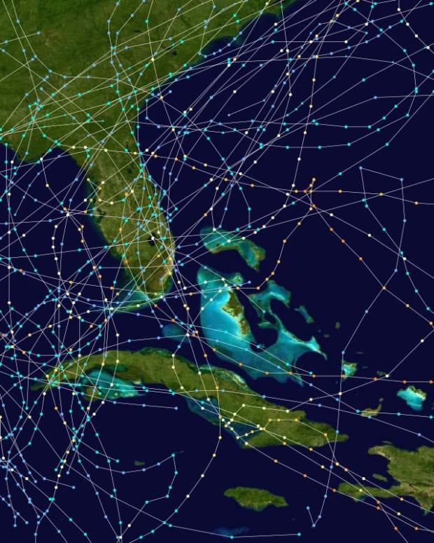 Hurricane Matthew Threatens Destruction On East Coast Promo Image