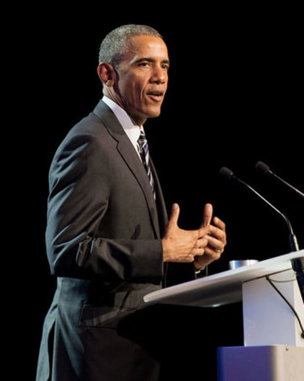 Obama Commutes Sentences Of 214 Federal Prisoners Promo Image