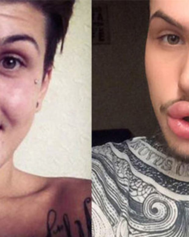 Man Spends Thousands To Look Like Kardashians (Photos) Promo Image