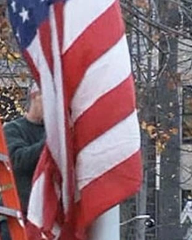Hampshire College Sparks Protest With Flag Removal Promo Image