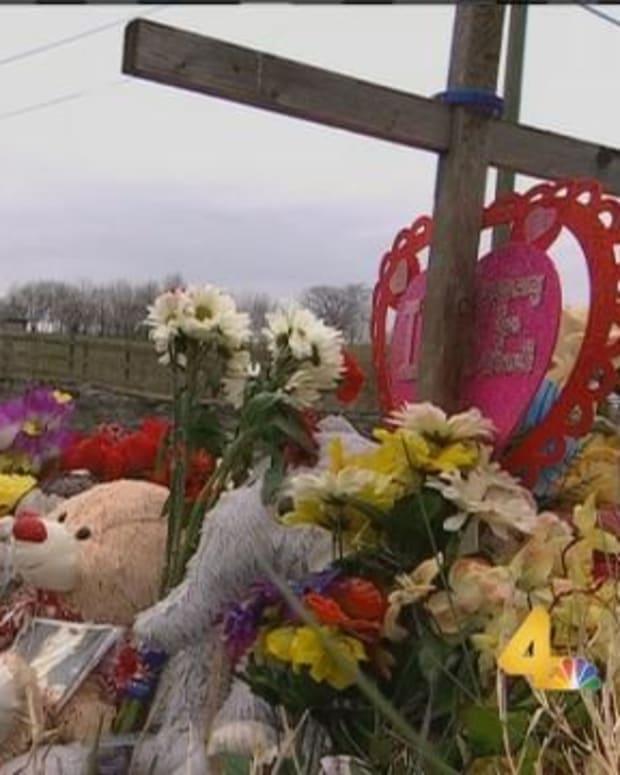 Mom Upset Over Cruel Note Left At Daughter's Memorial (Photo) Promo Image