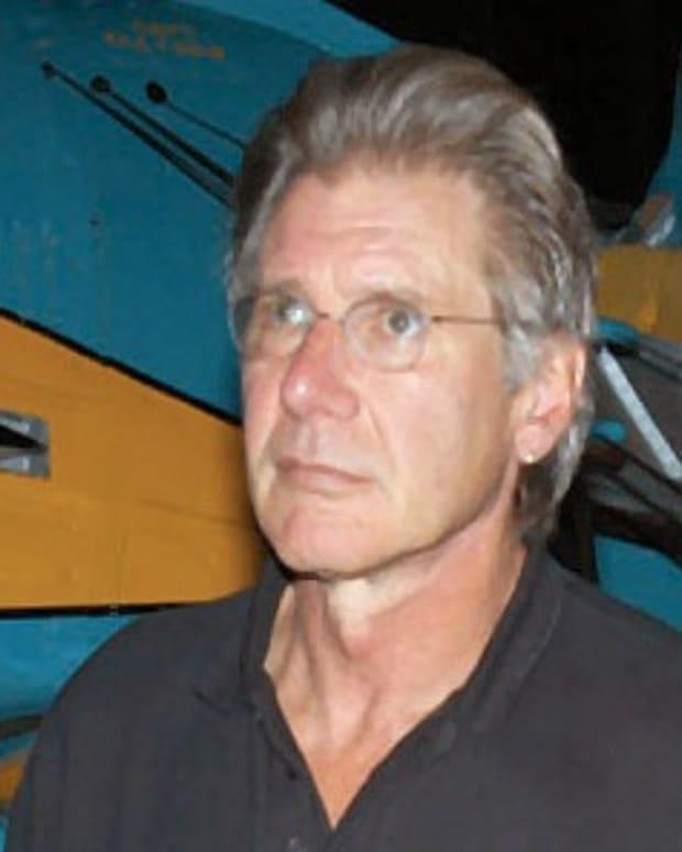Harrison Ford Almost Crashes Into Passenger Jet Promo Image