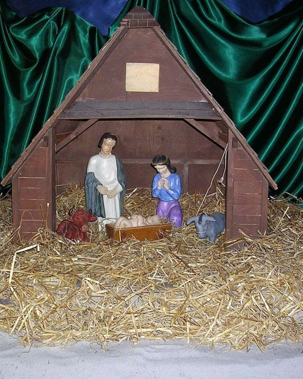 Nativity Scene Removed For Being ''Too Provocative'' Promo Image