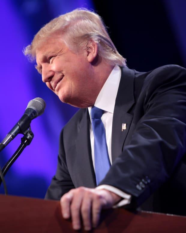 Trump Taunts Democrats For Losing Special Elections  Promo Image