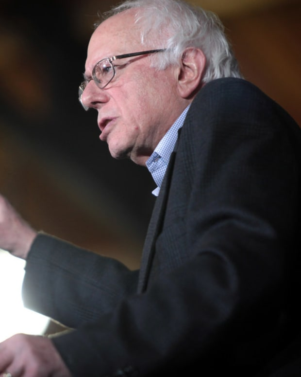 Bernie Voters Boo Sanders, Heckle Blacks At DNC (Video) Promo Image